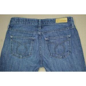 Big Star Billie Slouchy Boyfriend Crop Jeans 25